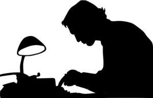 черно-белый писатель SEO-копирайтинг | Emsider