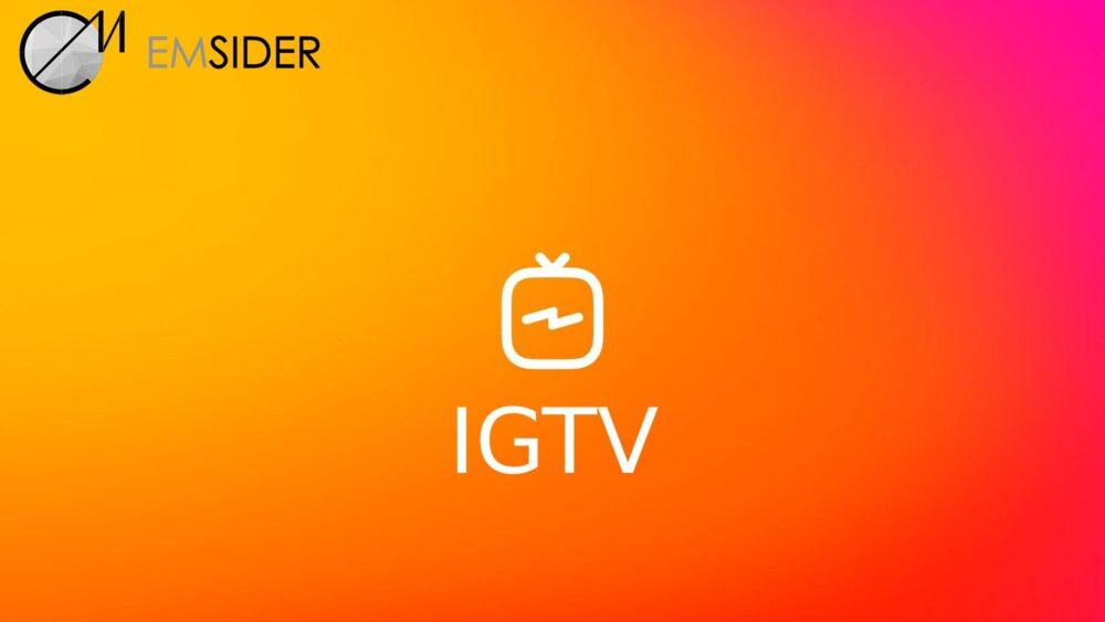 IGTV | Emsider